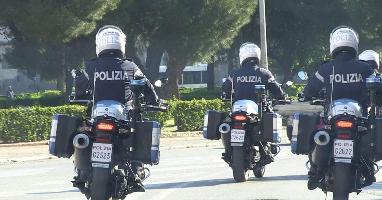Nibbio Polizia - arresti