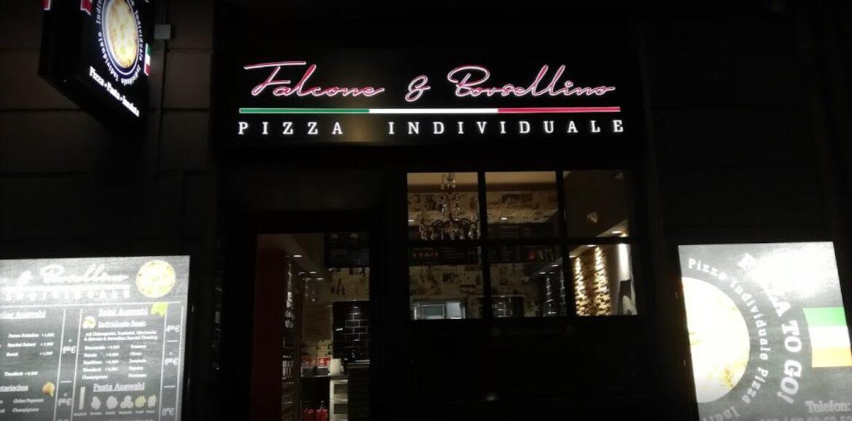 pizzeria tedesca falcone borsellino