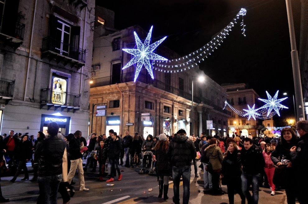 shopping natalizio palermo