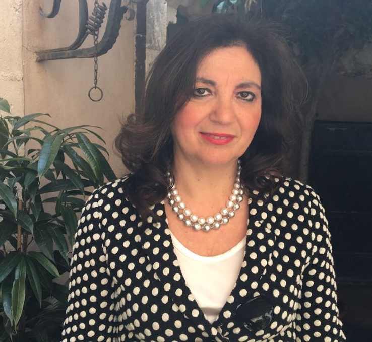 La professoressa Maria Astone, presidente del Corecom Sicilia