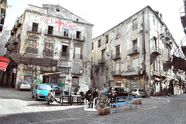 Piazza del Garraffo