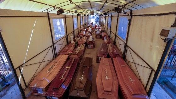 emergenza cimiteri