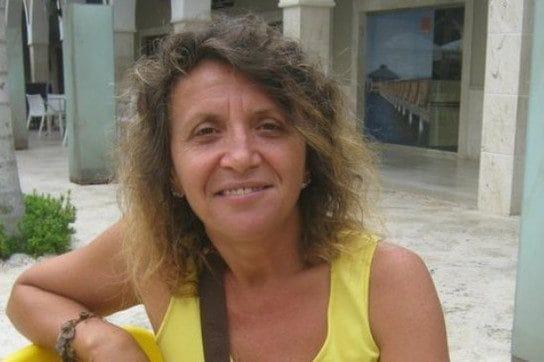 donna trovata morta claudia lepore