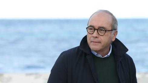 Giorgio Matracia, presidente del Club Roggero di Lauria