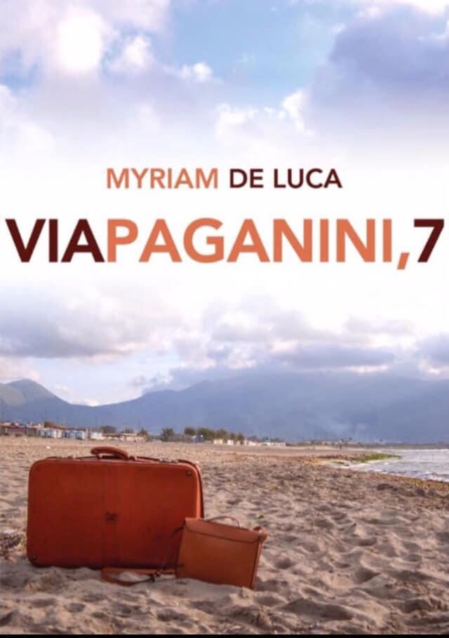"""""""Via Paganini 7"""" è il romazo d'esordio dell'autrice palermitana Myriam De Luca"""