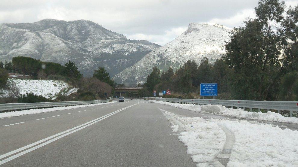 neve marzo sicilia