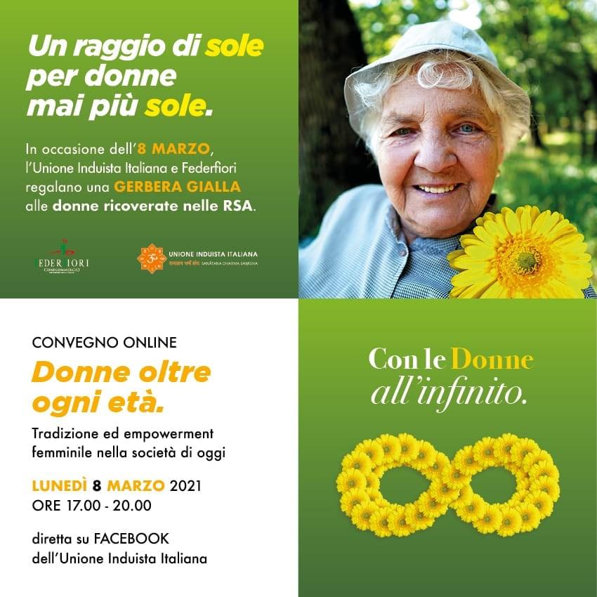 Convegno in diretta facebook sulla pagina dell'Unione Induista Italiana