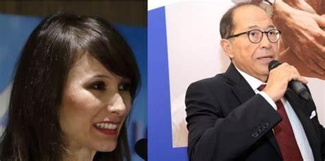 Eleonora Contarino e Felice Coppolino