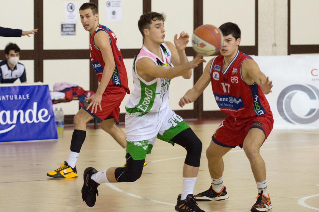 Vittorio Moltrasio (Green Basket)
