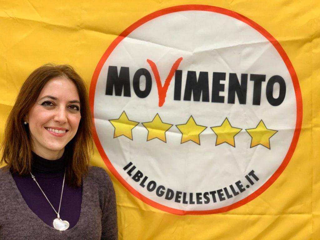 Viviana Lo Monaco, M5S