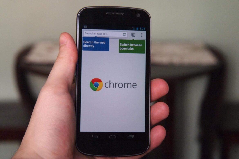 crash crhome gmail