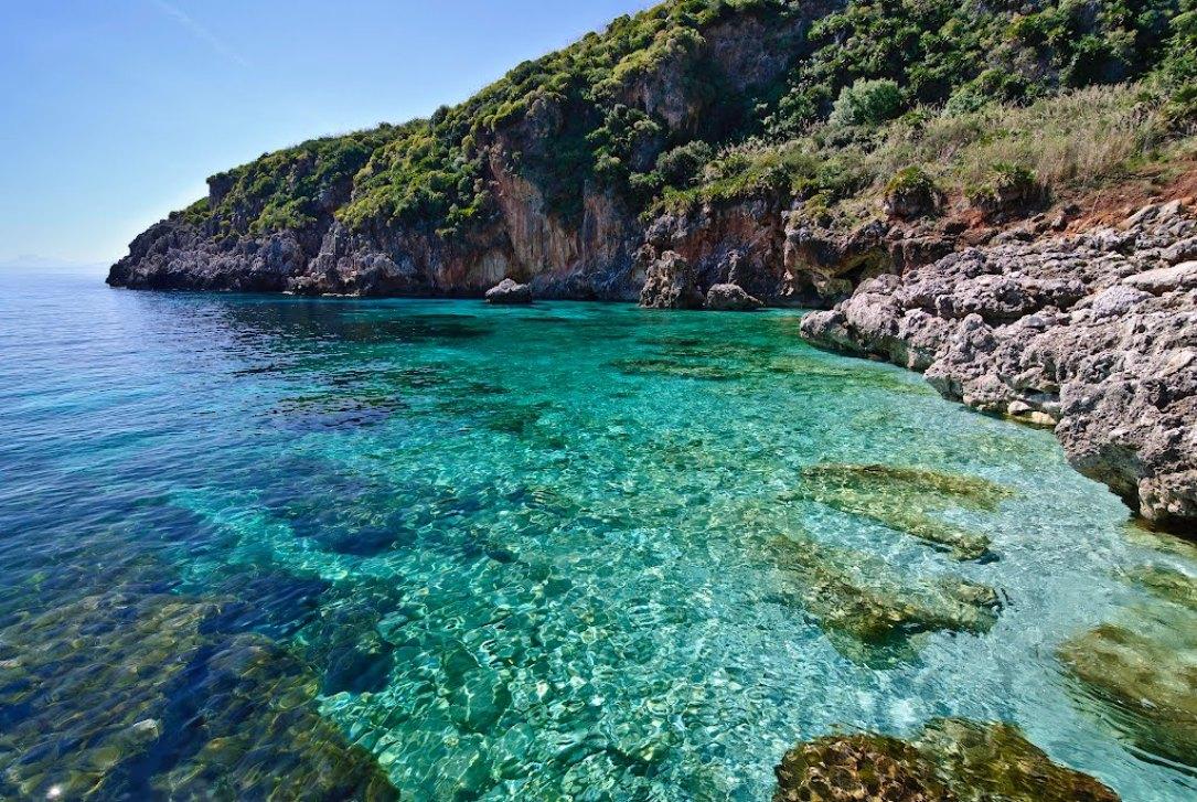 zingaro area marina protetta