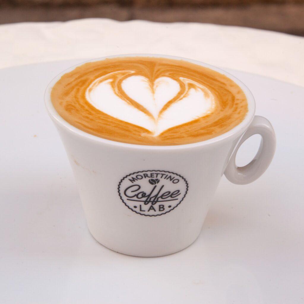Un caffè gradevole anche esteticamente