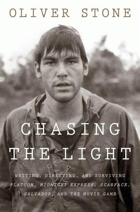 """""""Chasing the light"""" è il titolo dell'autobiografia del maestro del cinema"""