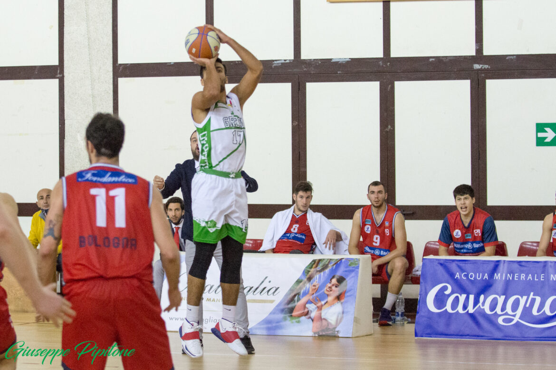 Iheb Ben Salem (Green Basket Palermo)