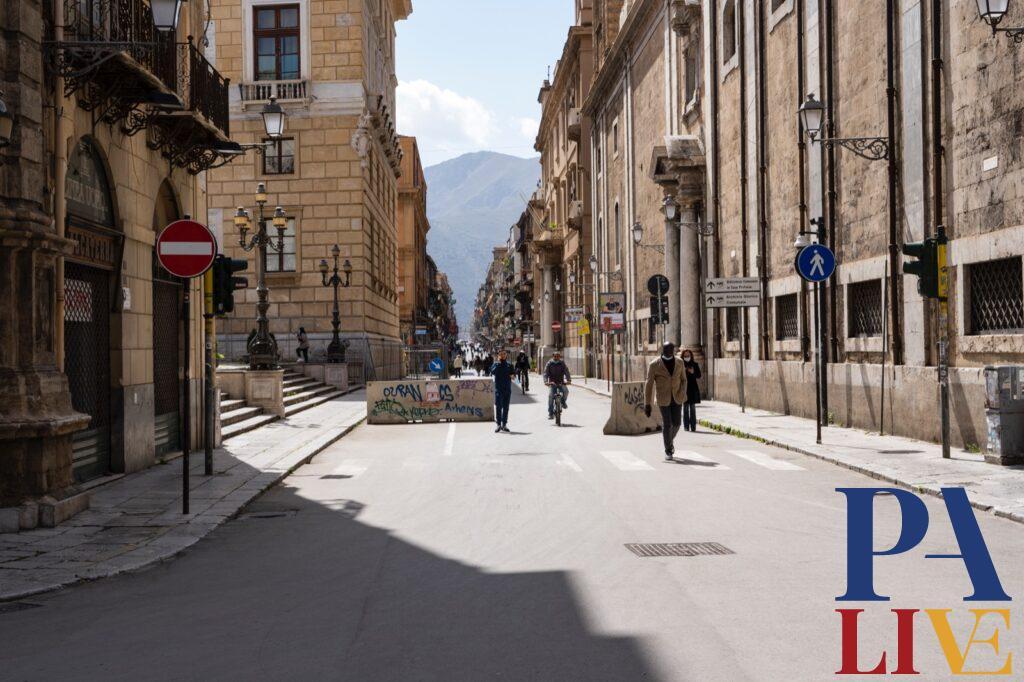 Palermo, via Maqueda