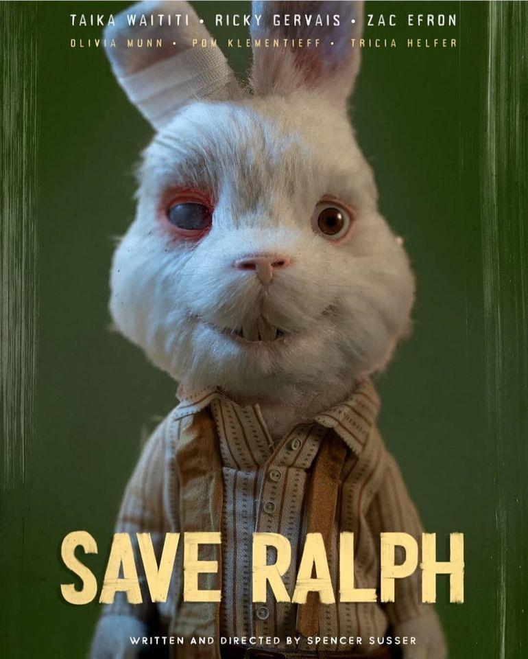 Il coniglio Ralph è il protagonista dello struggente cortometraggio diretto da Spencer Susser