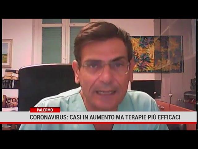 Prof. Antonio Cascio Direttore UOC Malattie Infettive Policlinico di Palermo