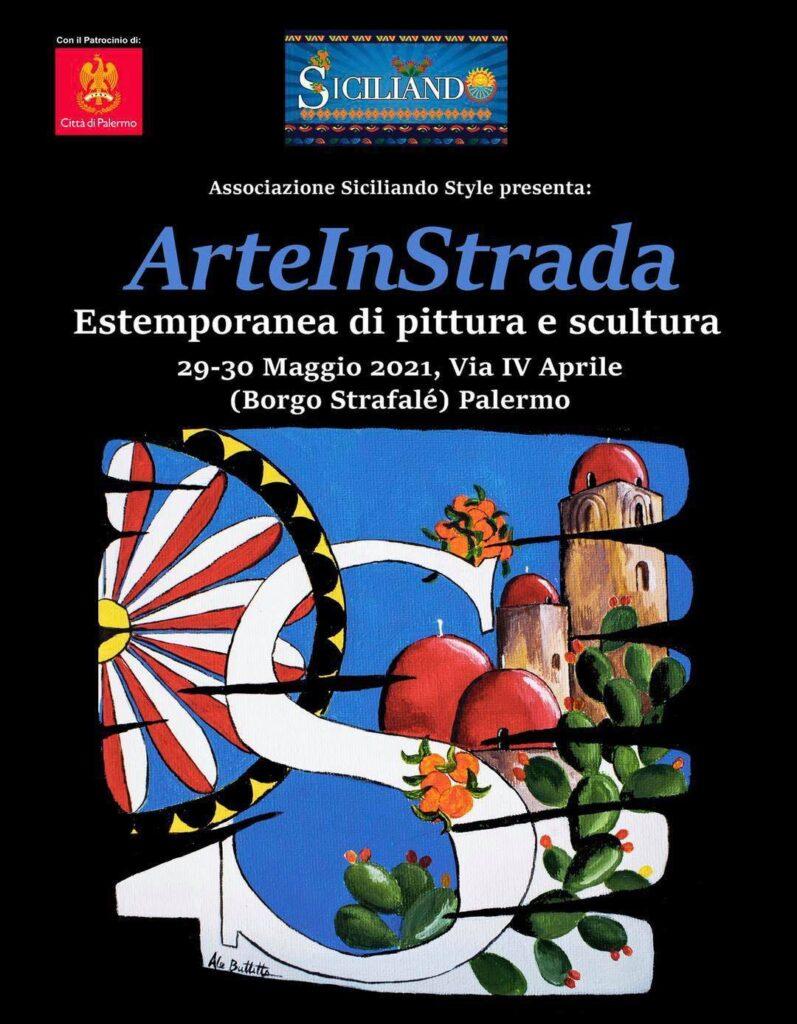 L 'inaugurazione dell'estemporanea si terrà sabato 29 maggio alle ore 9 :30 presso gli spazi di Borgo Strafalè