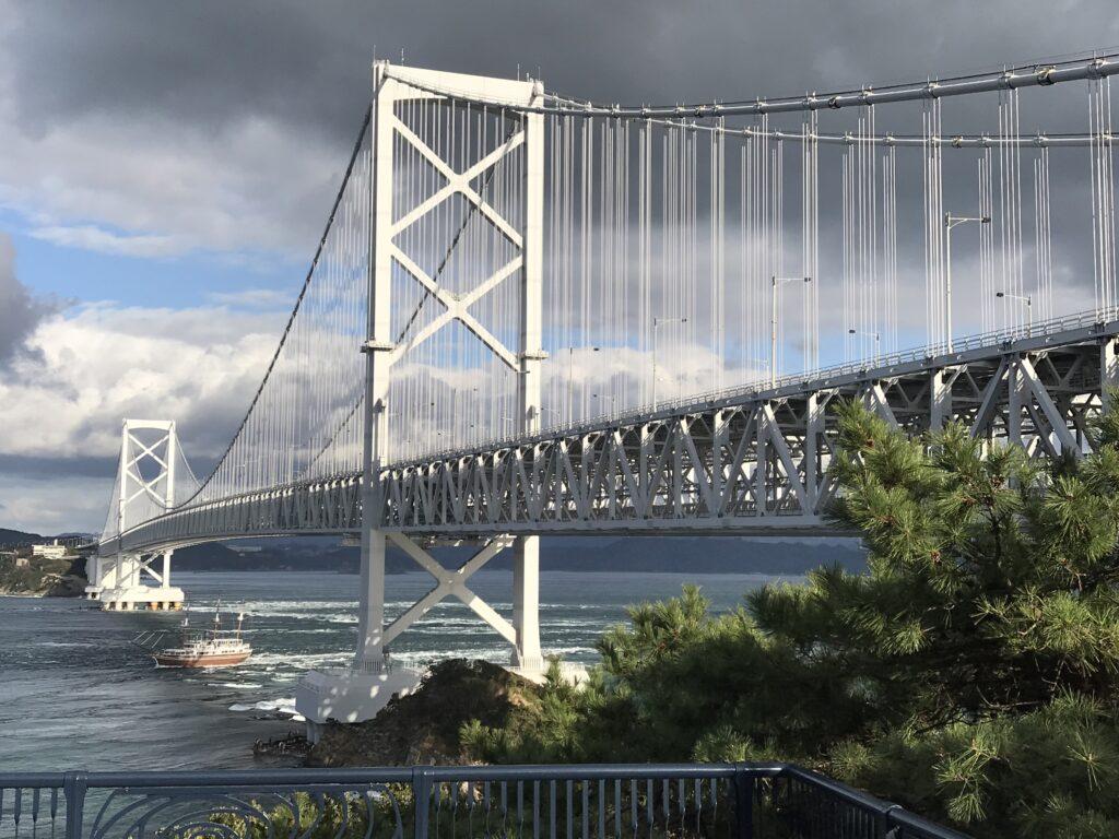 L'Onaruto Bridge in Giappone potrebbe servire da modello