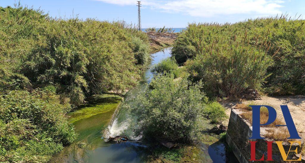 fiume Oreto, Palermo