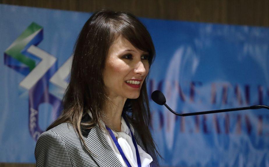 Eleonora Contarino, vice presidente di Unicoop Sicilia