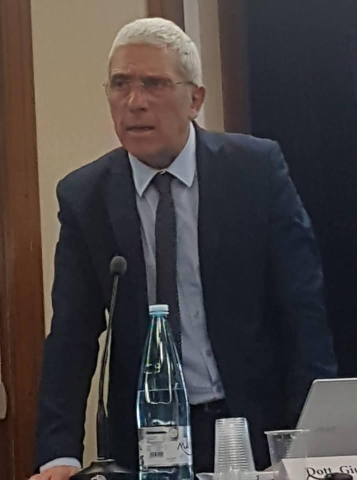 Il segretario generale della UILPA Sicilia Alfonso Farruggia