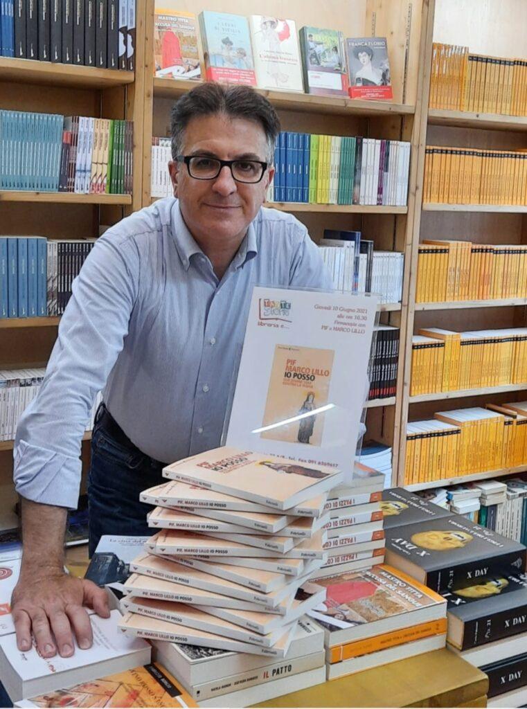 """Giuseppe Castronovo, titolare di """"Tantestorie"""" : non una semplice libreria, ma un vero e proprio laboratorio di idee"""