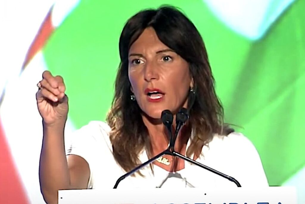 Raffaella Paita di Italia Viva