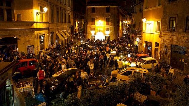 Palermo movida