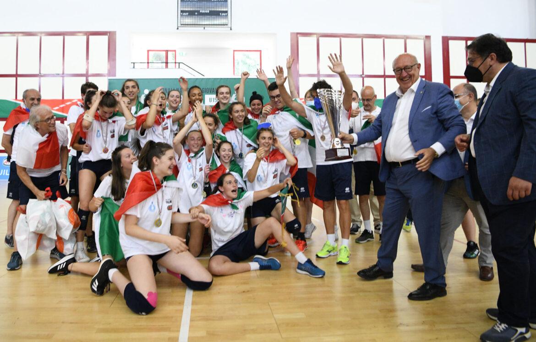 Finali Nazionali Under 15 Femminile pallavolo a Palermo