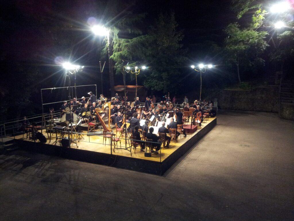 Anfiteatro di Petralia Sottana PHMario Li Puma
