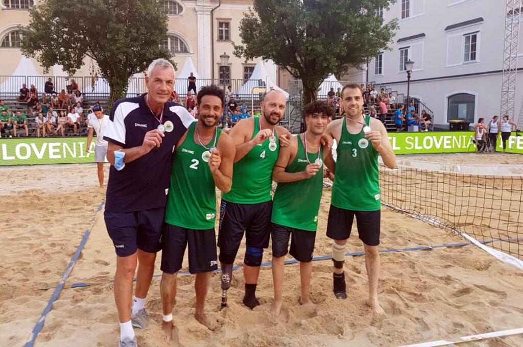 Lubiana Para Beach Volley ITALIA - Gregorio Guzzo