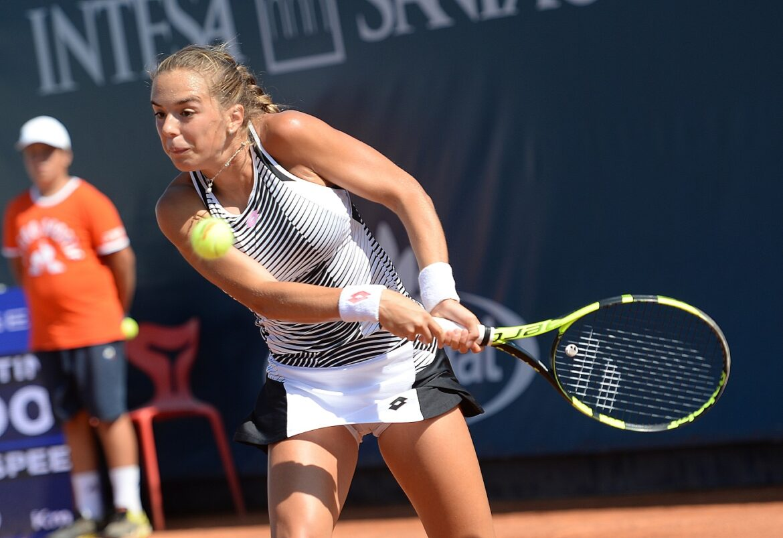 Lucia Bronzetti - WTA Palermo