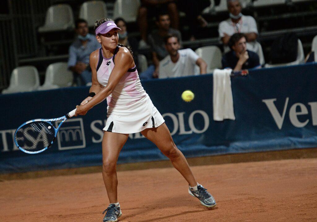 Lucrezia Stefanini - WTA Palermo