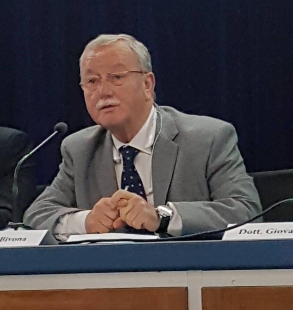 Salvatore Bivona, presidente della CIDEC di Palermo