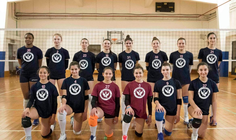 WeKondor Catania under 15 femminile pallavolo