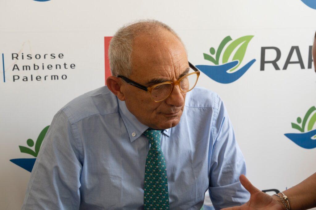 Girolamo Caruso, Amministratore Unico Rap
