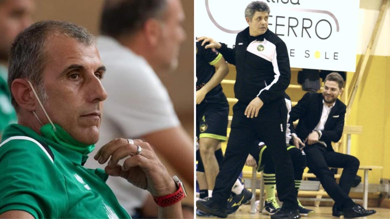 Nicola Ferro e Francesco Lunetto - serie B maschile