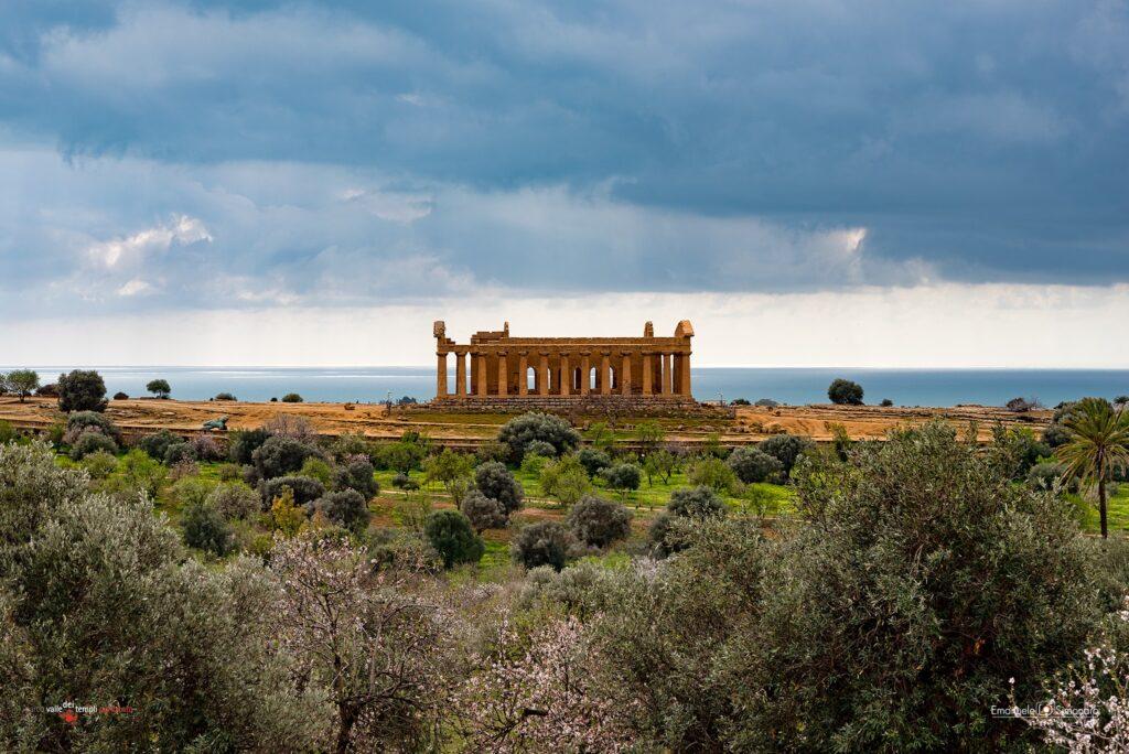 Anche nel 2021, il Parco Archeologico e Paesaggistico della Valle dei Templi si conferma tra le mete più amate