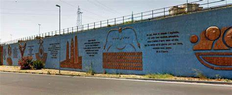 La Porta della Bellezza, dono di Antonio Presti al quartiere periferico di Librino