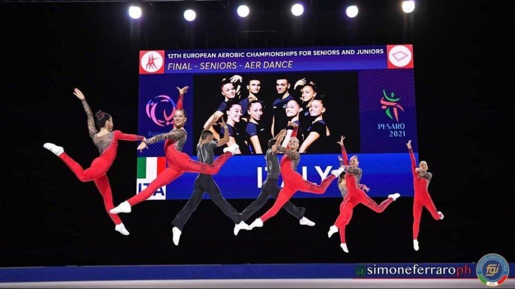 Silvia Santuccio - Italian Team