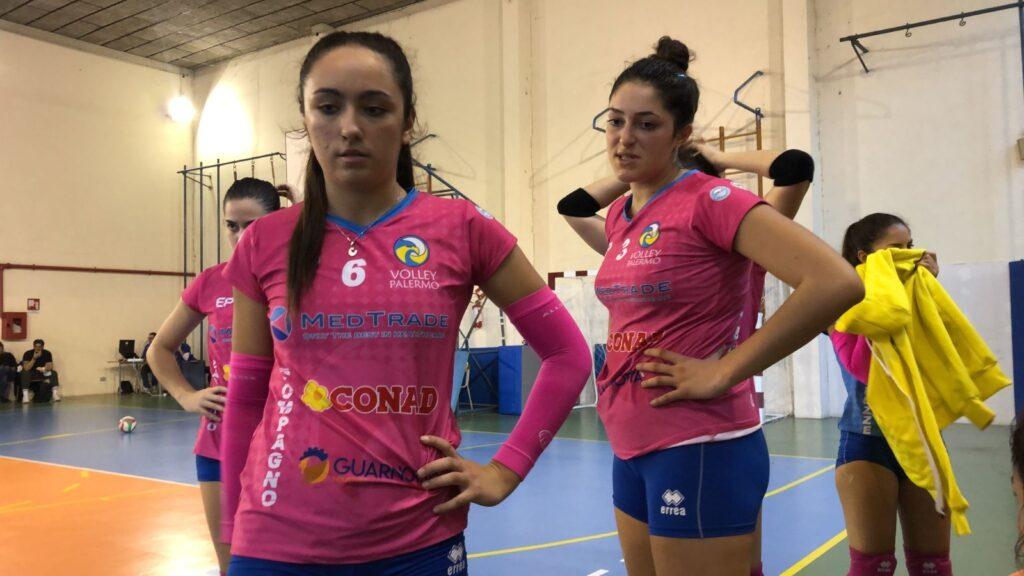 Volley Palermo sconfitta alla prima di campionato