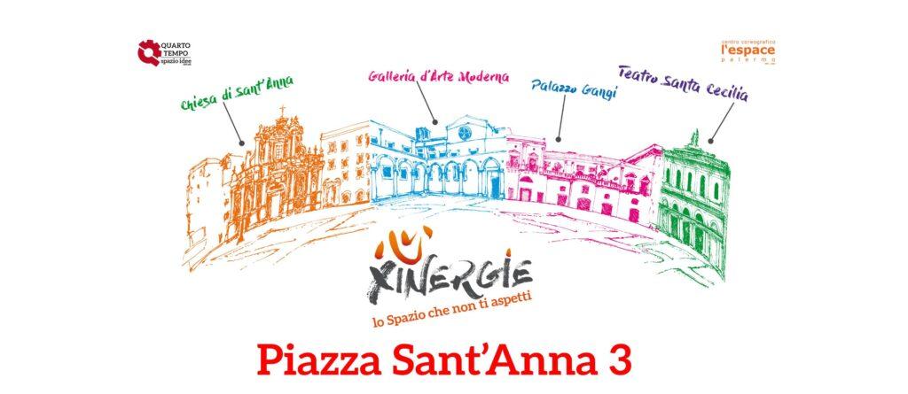 Un polo multiforme destinato alle pratiche olistiche che nasce nel cuore storico di Palermo, a piazza Sant'Anna