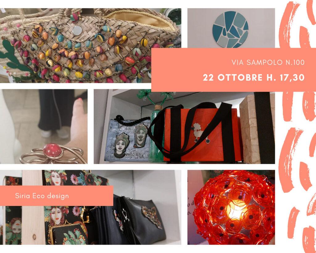Le borse si distinguono per l'estetica innovativa e originale